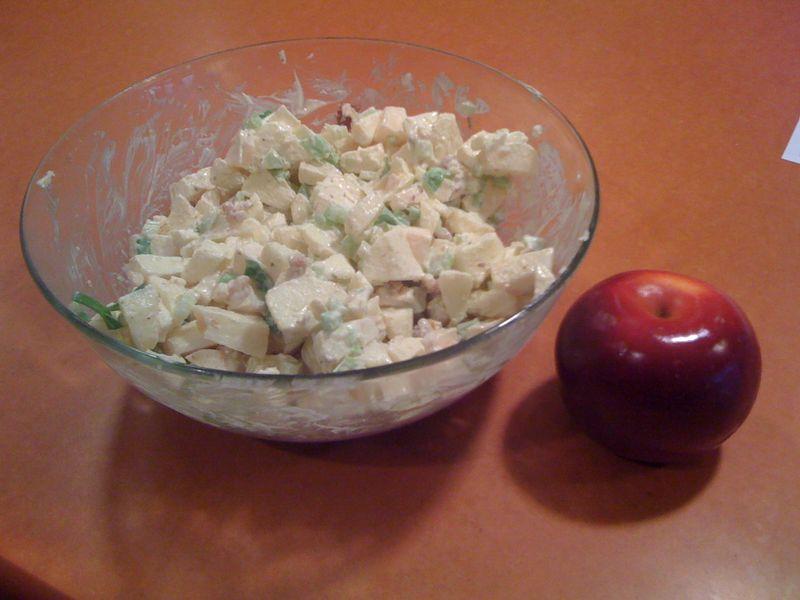 Waldorf salad